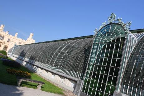 Lednice palace, Moravia, Czech Republic