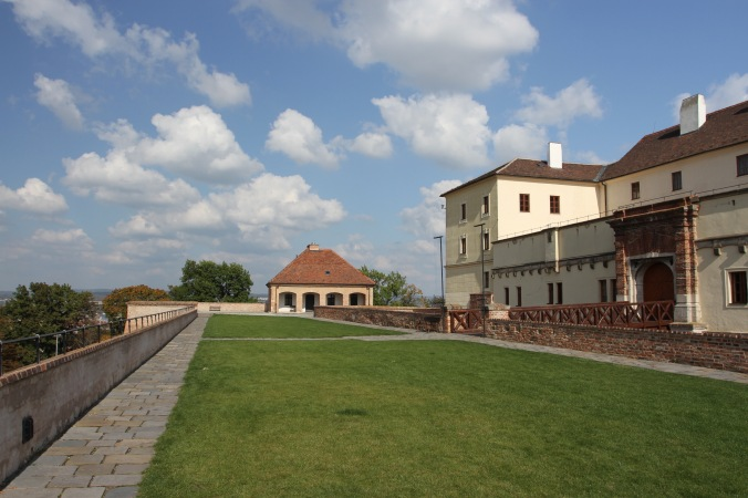 Špilberk Fortress, Brno, Czech Republic