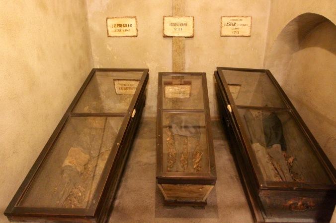 Capuchin Crypt, Brno, Czech Republic