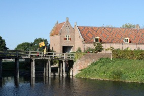 Kasteel Ammersoyen, Gelderland, Netherlands