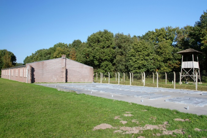 Nationaal Monument Kamp Vught, Netherlands