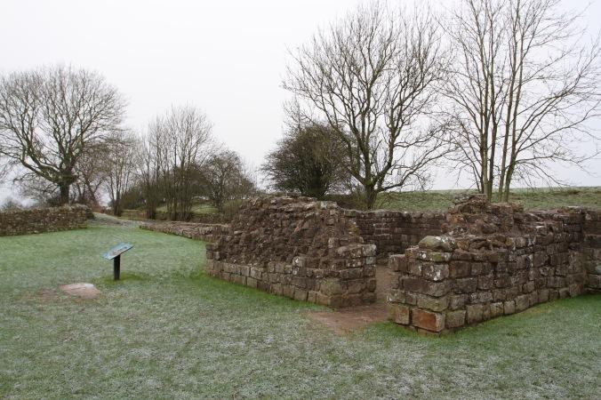 Hadrian's Wall, Cumbria, England