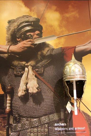 Roman Army Museum, Hadrian's Wall, Northumberland, England