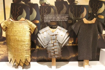 Roman Army Museum, Hadrian's Wall, Northumberland, England