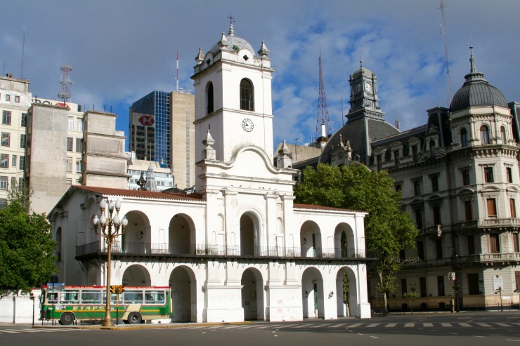 Museum of National History, Buenos Aires, Argentina