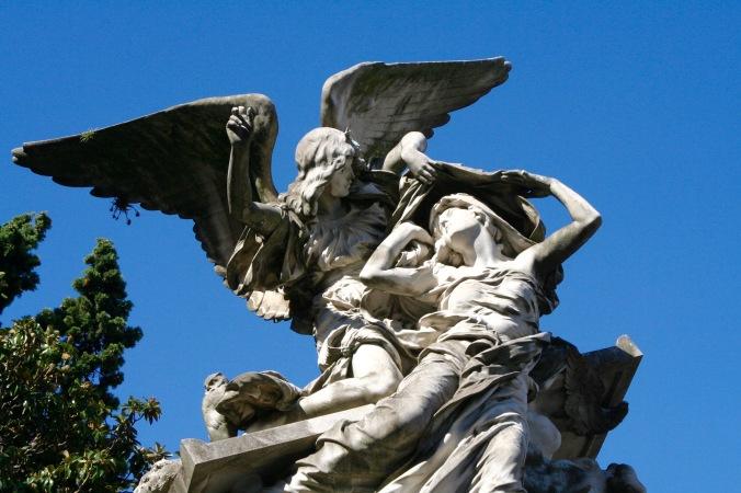 Tomb of José C Paz, Cementerio de la Recoleta, Buenos Aires, Argentina