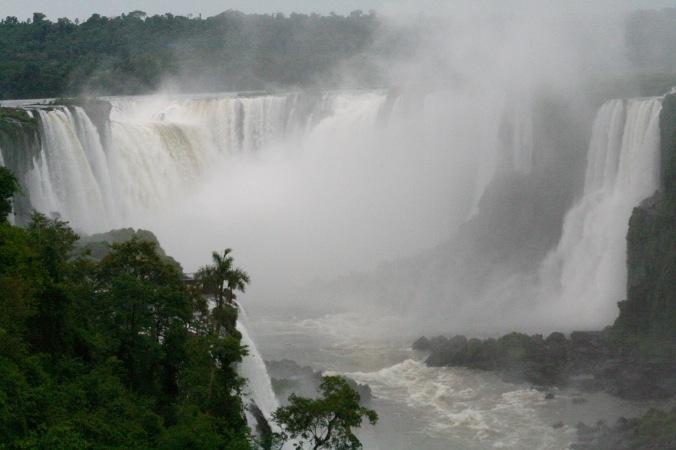 La Garganta del Diablo, Iguazu Falls, Brazil