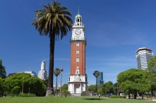 English Tower, Buenos Aires, Argentina
