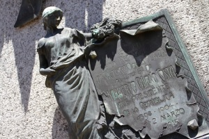 Cementerio de la Recoleta, Buenos Aires, Argentina