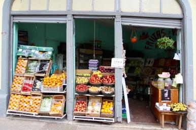 Fruit shop, Palermo, Buenos Aires, Argentina
