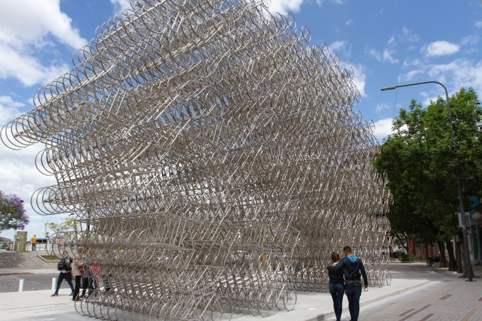 Forever Bicycles, La Boca, Buenos Aires, Argentina