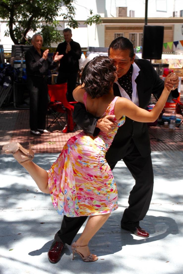 Tango, San Telmo, Buenos Aires, Argentina