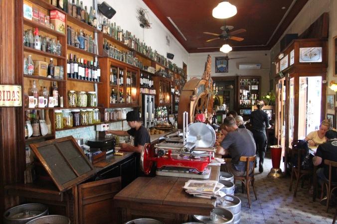 Bar El Federal, San Telmo, Buenos Aires, Argentina