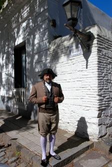 No Llores Por Mi Inglaterra, Colonia de Sacramento, Uruguay, South America