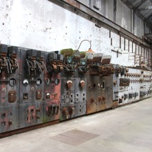 Electrical plant, Anglo Meat Packing Plant, Fray Bentos, Uruguay