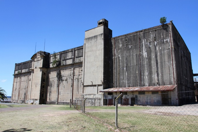 Refrigerator, Anglo Meat Packing Plant, Fray Bentos, Uruguay
