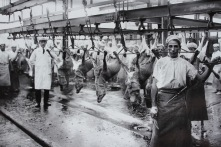 Photos of the Anglo Meat Packing Plant, Fray Bentos, Uruguay