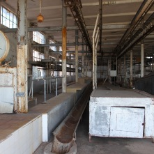 Abattoir, Anglo Meat Packing Plant, Fray Bentos, Uruguay