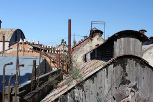 Anglo Meat Packing Plant, Fray Bentos, Uruguay