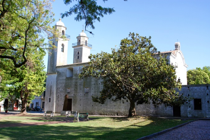 Colonia de Sacramento, Uruguay, South America