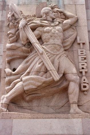Statue, Buenos Aires, Argentina