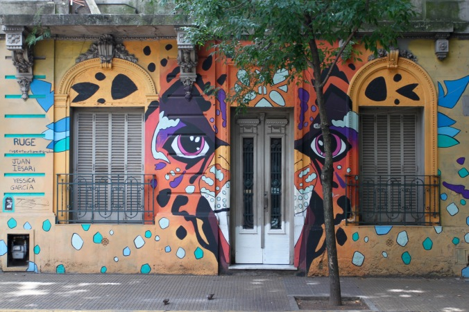 Buenos Aires Street Art, Argentina