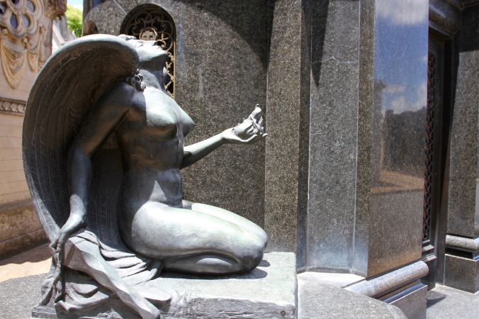 Chacarita Cemetery, Buenos Aires, Argentina