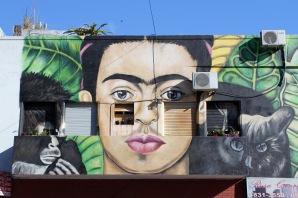 Street art in Palermo, Buenos Aires, Argentina