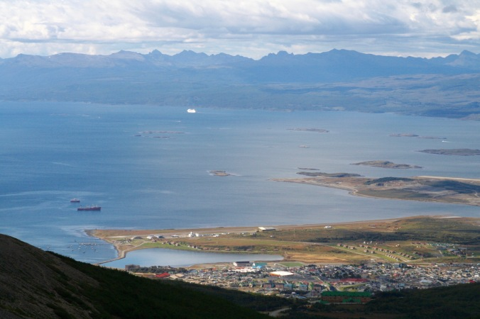 Ushuaia and the Beagle Channel, Tierra del Fuego, Argentina