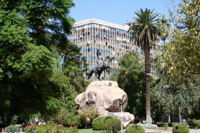 Plaza San Martín, Mendoza, Argentina