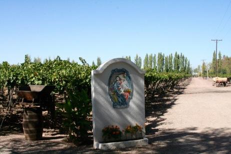Bodega La Rural, Maipu, Mendoza, Argentina