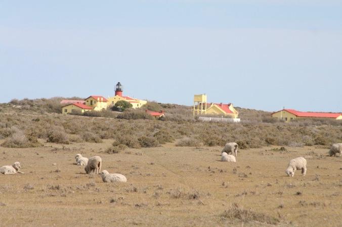 Estancia, Peninsula Valdes, Patagonia, Argentina