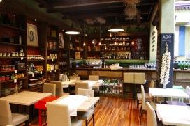 Restaurant Azafrán, Mendoza, Argentina