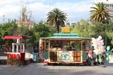 Plaza Independencia, Mendoza, Argentina