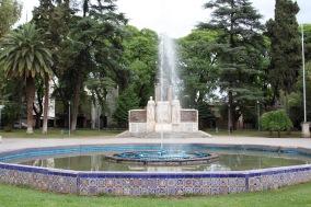 Plaza Italia, Mendoza, Argentina