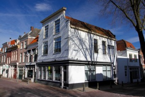 Historic centre, Gouda, Netherlands