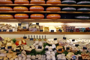 Cheese, Gouda, Netherlands