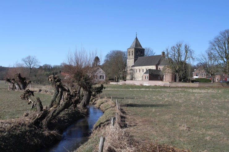 Old Church, Oosterbeek, Arnhem, Netherlands