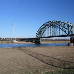 Railway Bridge, Arnhem, Netherlands