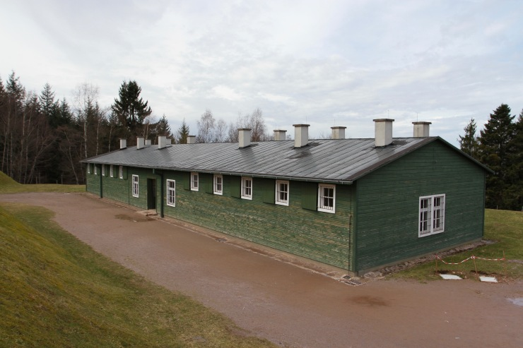 Struthof Concentration Camp, Alsace, France
