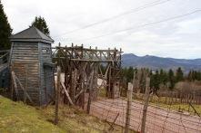Struthof Concentration Camp, Alsace, France