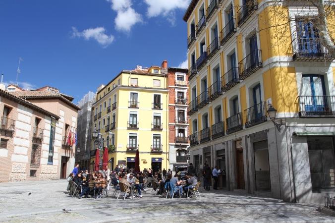 La Latina, Madrid, Spain