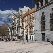 La Latina, Madrid, Spain
