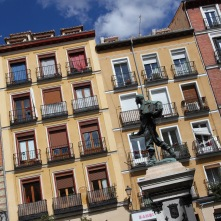 Lavapies, Madrid, Spain
