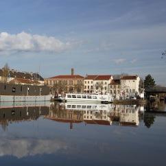 Canal, Nancy, France