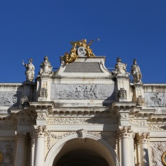 Arc Héré, Place Stanislas, Nancy, France