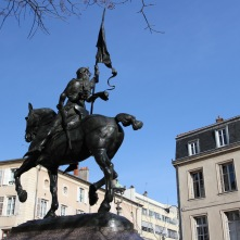 Joan of Arc, Nancy, France