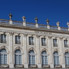 Musée de Beaux Arts, Place Stanislas, Nancy, France