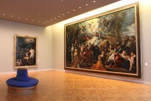 Musée de Beaux Arts, Place Stanislas, Nancy, France