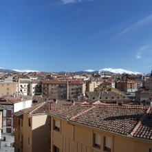 View over Segovia, Spain